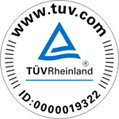 TUV Mark Artesian Spas Compliance